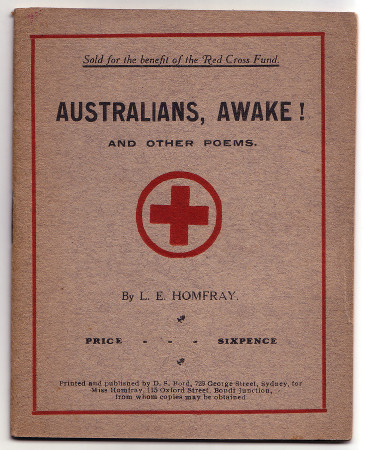 Australians Awake, front cover, 450h