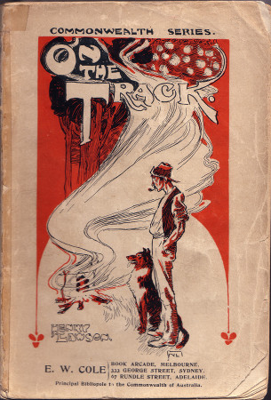 Front cover of the 1903 paperback edition