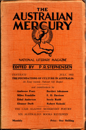 The Australian Mercury, July 1935